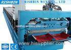 Cr12 Quenched Boltless Roof Panel Roll Forming Machinery for Roof Sheets