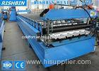 G550 MPA Steel IBR Metal Roofing Roll Forming Machine with 45 Steel Shaft