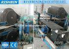 0.3 mm - 0.8 mm Double Layer PU Sandwich Panel Machine for Corrugated Panel