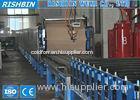 Rubber Belt PU Sandwich Panel Production Line for Metal Surface PU Sandwich Panel