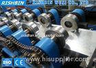 Quick Interchangeable C Z Channel Roll Forming Machine with Gear Box Transmission