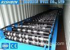 3 KW Power Manual Decoiler Metal Deck Roll Forming Machine for Steel Structure