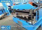 CE & ISO PLC Control Metal Decking Panel Roll Forming Machine for Floor Deck