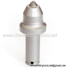 customized shank size hard rock drilling auger teeth