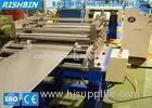 10 - 15 m / min Rack Shelf Frame Cold Roll Forming Machine with PLC Controller