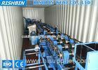 High Speed Metal C / Z / U Purlin Roll Forming Machine Pre Engineering Building