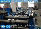 Q 195 ~ 235 Zinc Coils C / Z Purlin Interchangeable Roll Forming Machine 15 KW