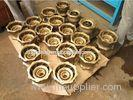 Tin Bronze Copper Cast Submersible Pump Housing Pump Parts With Solid Work