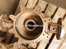 ISO , BS EN , GB horizontal centrifugal pump housing bronze sand casting