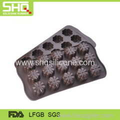 FDA high quality silicone chocolate mold