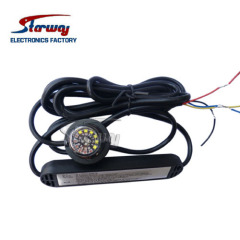 Warning Car LED Hide-A-Way Kits Strobe lights