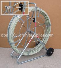 Exportable fiberglass duct rod
