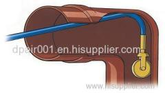 Importable fiberglass duct rod