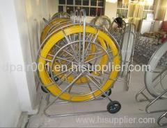 Cable duct rodder Cable duct rodder