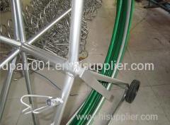 Exportable duct rodder Exportable duct rodder