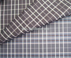 50D polyester pongee yarn dyed fabric CWC-053