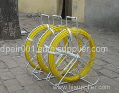Good quality fiberglass duct rodder