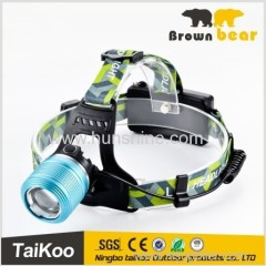 T6 led high power cree headlamp