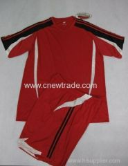 Breathable sports wear for football game and golf game