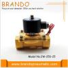 Irrigation System Sprinkler Brass Solenoid Valve