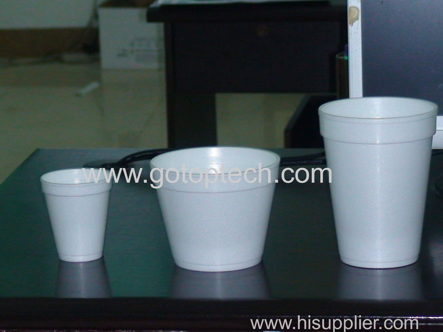 eps cup machine project processing