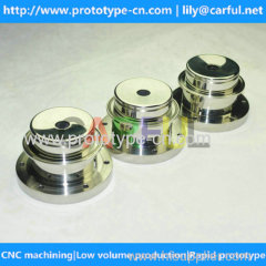 precision engineering Steel parts / cnc machined plated Hardware Components accept small order