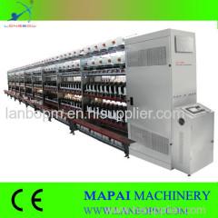 LB-188B Yarn Double Covering Machine (MX Yarn / Spandex Yarn)