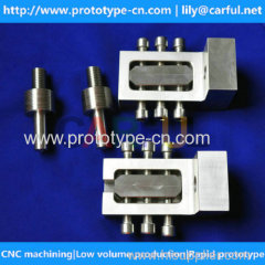 precision engineering 5-axis cnc machining parts with high quality