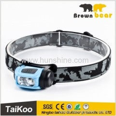 3+1 led mini auto headlamp