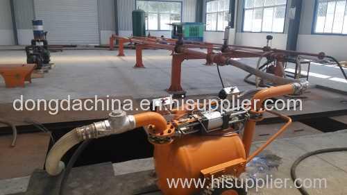 sewage desilting pump used for coal mine