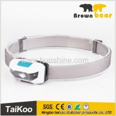 super bright high quality rechargeable led head lamp