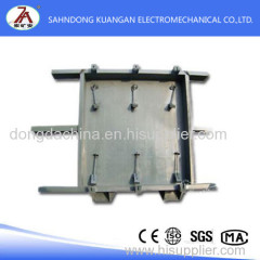 Safety mine airtight door