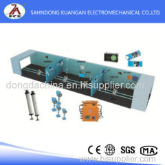 Mine Safety Electrical wind door