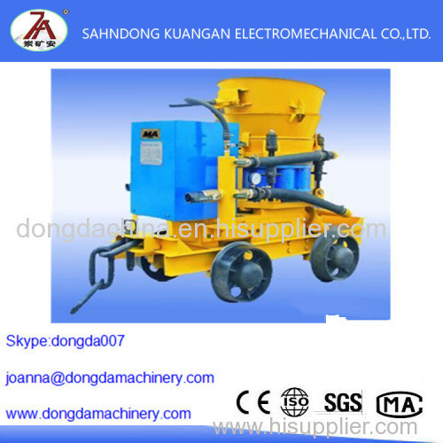 wet type mining cement spray machines PS5I PS6I