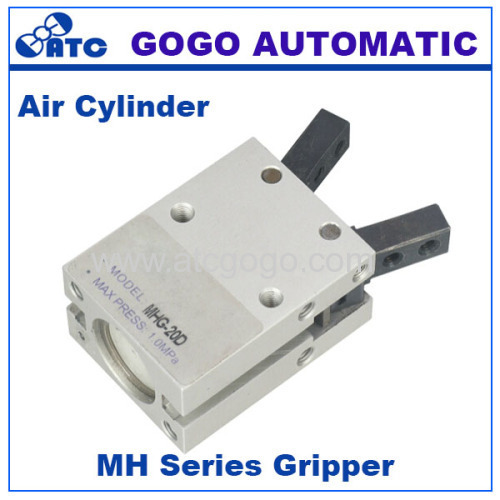 MH Pneumatic hand air gripper cylinder double acting robot manipulator