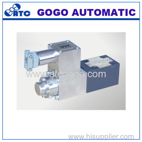 Explosion isolation proportional directly operated pressure-relief valve