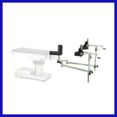 manual compatible orthopedic tractor frame