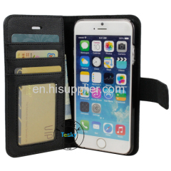 new arrival pu leather folio cases for iphone6
