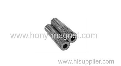 Customized ring neodymium magnet