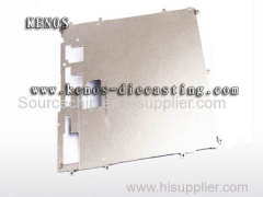 Laptop shell magnesium die casting parts