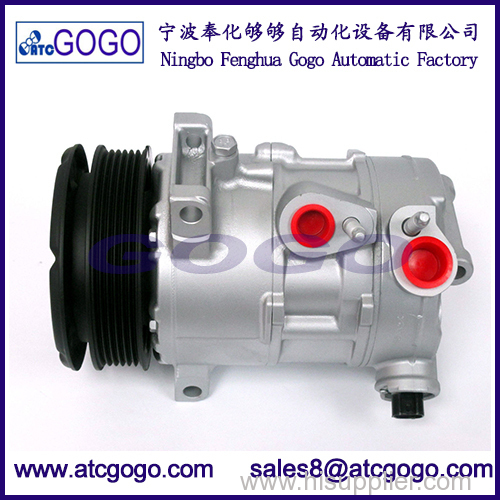 A/C Compressor for Chrysler 200 Sebring Dodge Avenger Journey 6SEU16C 97357