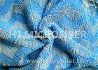 Jacquard Weave Style Twist Pile Microfiber Fabric For Mop Pads , Microfiber Cloths