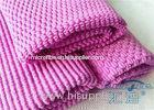 Pink Super Absorbent Cleaning Microfiber Cloth 16