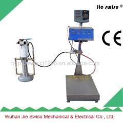 Hot sale LPG gas weight filler filling machine
