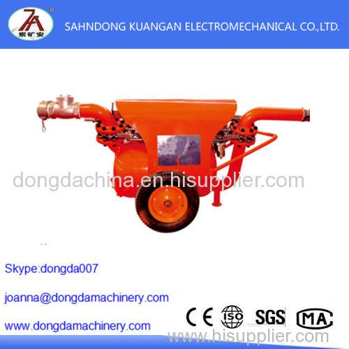Pneumatic desilting sewage pump from Dongda
