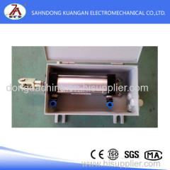 Gas control box pneumatic equipment