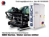 BUSCH BBW water cooled screw chiller