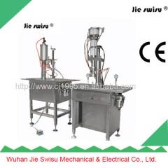 bag on valve aerosol filling machine ( semi-automatic )