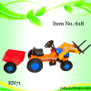 electric baby bicycle electric tractor for kids to drive toy forklift