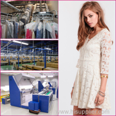 2015 new design China women dress factory product floral embroidery Bohemian Dress
